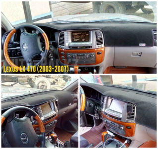 Lexus LX 470 (2003-07)