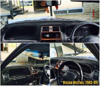 Nissan Mistral (1993_99)
