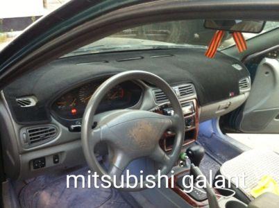 mitsunishi galant
